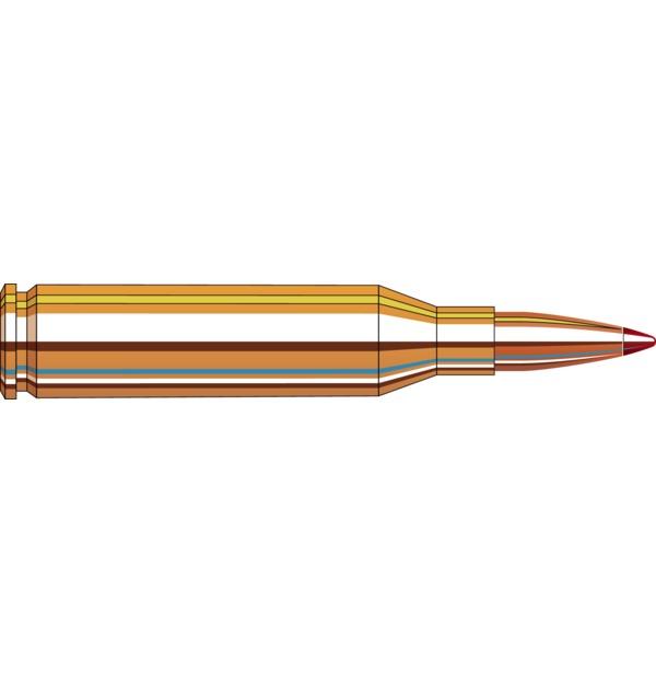 243 WIN 90 gr ELD-X® Precision Hunter® - Hornady Manufacturing, Inc