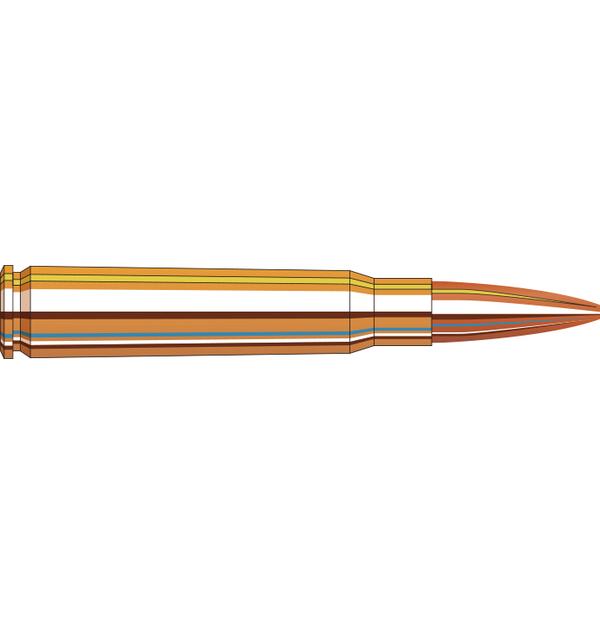 8x57 JS 196gr BTHP Vintage Match™ - Hornady Manufacturing, Inc