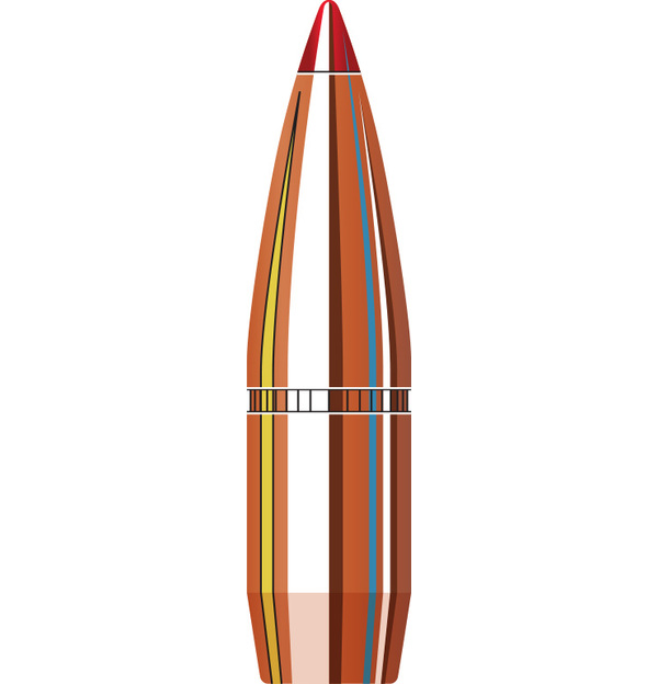 30 Cal  308 165 gr SST® - Hornady Manufacturing, Inc