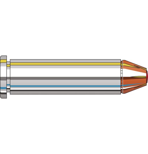 357 Mag 125 gr FTX® Critical Defense® - Hornady