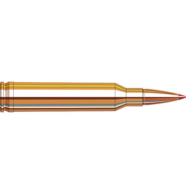 7mm Rem Mag 154 gr SST® Superformance® - Hornady