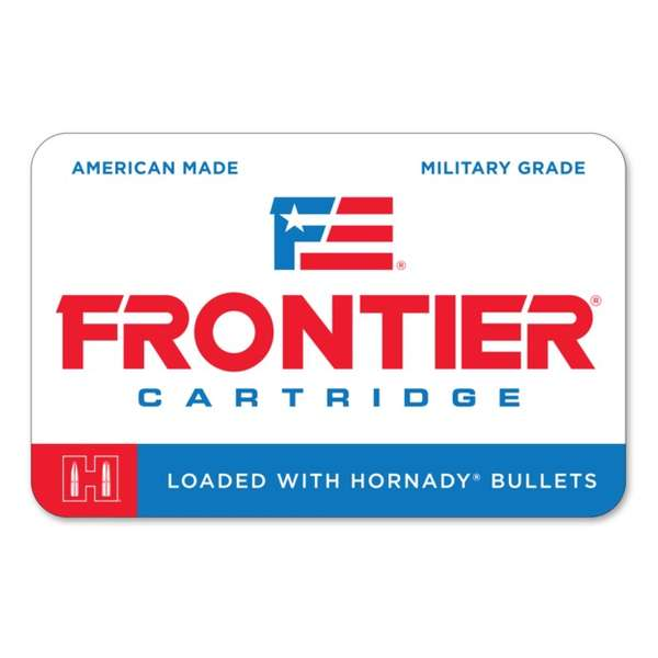Frontier<sup>®</sup> Sticker