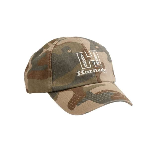 ca006735 Vintage Camouflage Cap - Hornady Manufacturing, Inc
