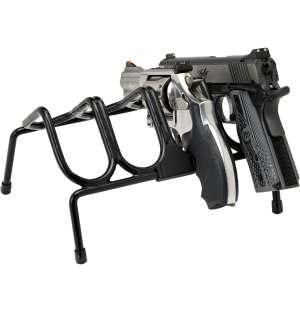 Photo of Four and Eight Gun Pistol Racks