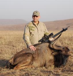 1st African hunt