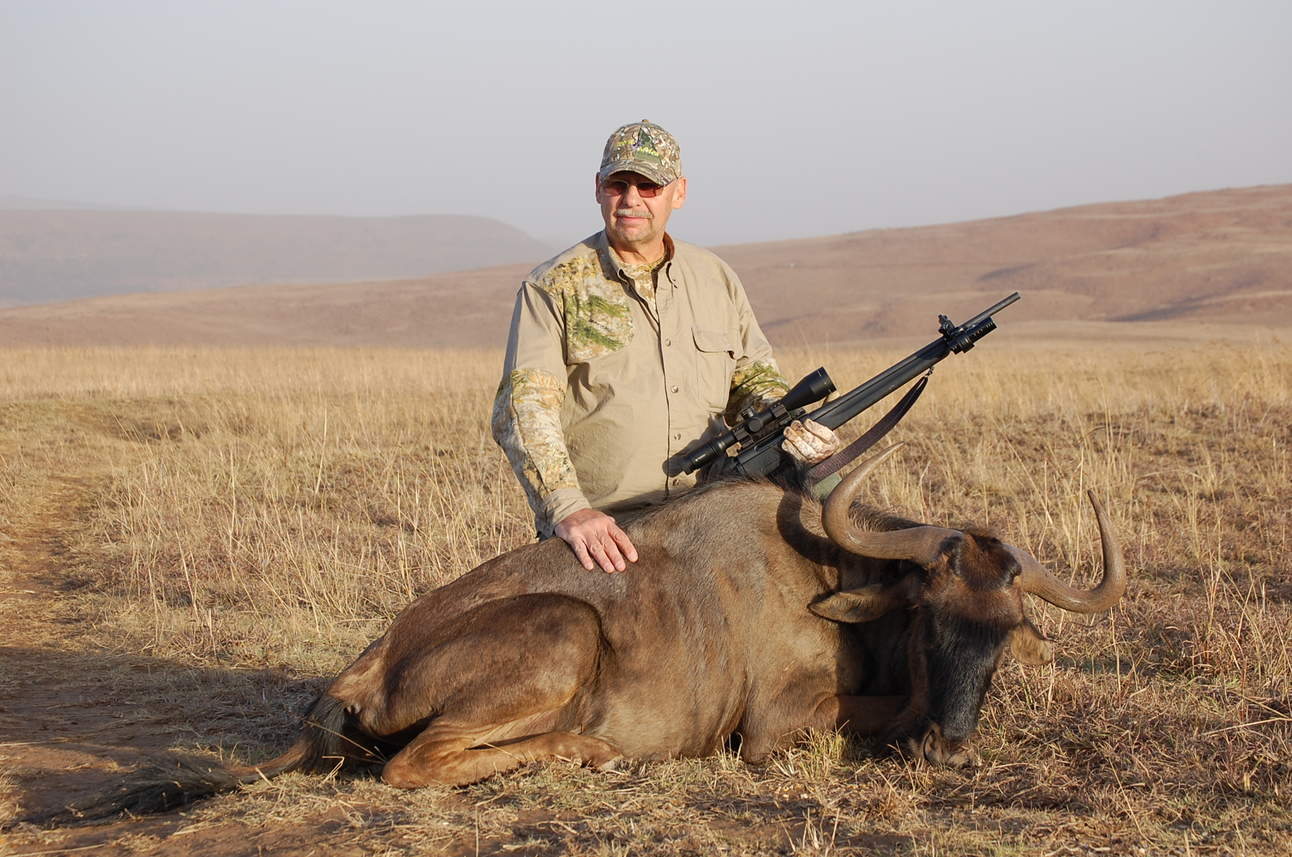 1st African hunt - Hornady Manufacturing, Inc