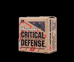 Critical Defense<sup>®</sup>