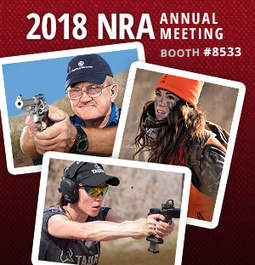 Hornady<sup>®</sup> Announces 2018 NRA Annual Meeting appearances at Booth 8533