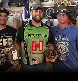 Team Hornady Shooter Berry Wins Texas PRS Match