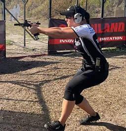 Team Hornady® Member Jessie Harrison Wins Ladies USPSA National Title