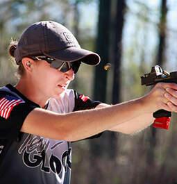 Team Hornady® Shooter Ashley Rheuark wins Lady National Title at USPSA LOCAP Nationals