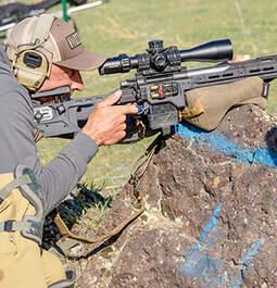 Hornady® adds Caylen Wojcik to Sponsored Shooting Team