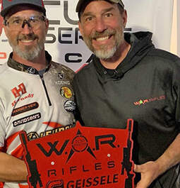 Team Hornady® Shooters Finish Strong at W.A.R. Rifles Shootout