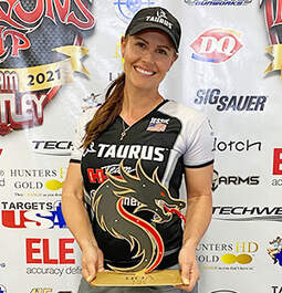 Team Hornady® Shooter Jessie Harrison Excels at Team Motley Dragon Cup