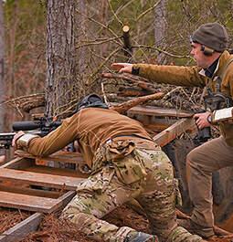 Team Hornady® Shooters Murphy and Hamilton Win Vortex Team Sniper Challenge