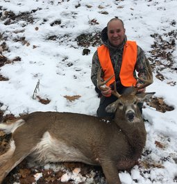 First BIG Monster 10 Point Down