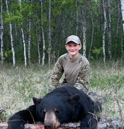 Spring Black Bear 2019