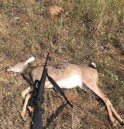 LA Veteran Hunt Weekend