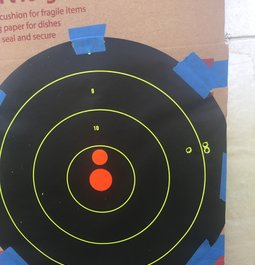 Long Range Target Shooting