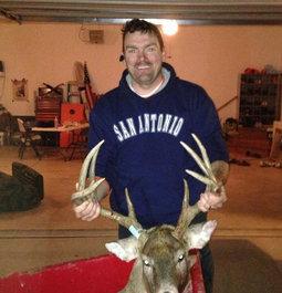 Longest shot at Biggest Buck