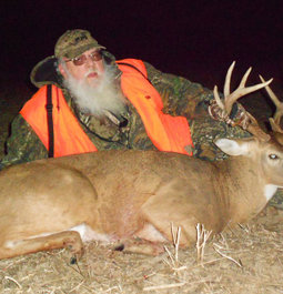 First Buck with Hornady