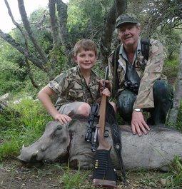 Warthog with GMX point