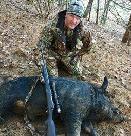 Russian Boar No Match with 6.5 Creedmoor