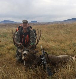 Buck of a lifetime!
