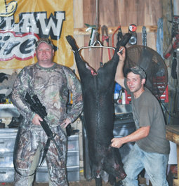 Hog Hunting in Southern OH