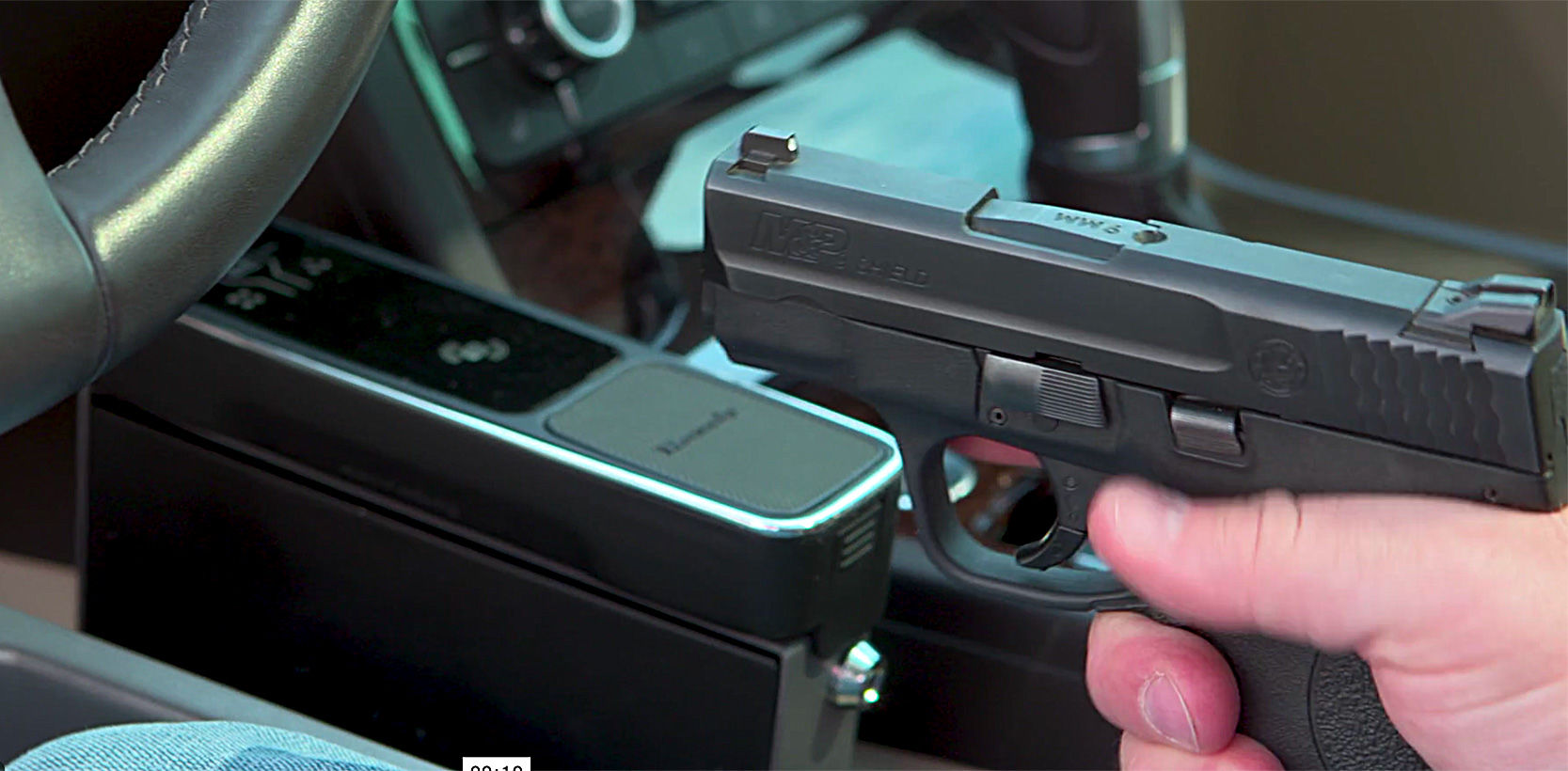 Slide number 3 Safety, Accessibility, and RFID technology Offering the quickest, most dependable access to your firearm while providing unmatched security from unauthorized users.View RAPiD® Safes