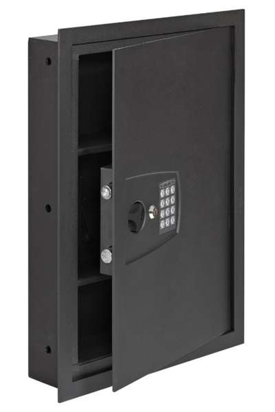 SnapSafe® In Wall Safe