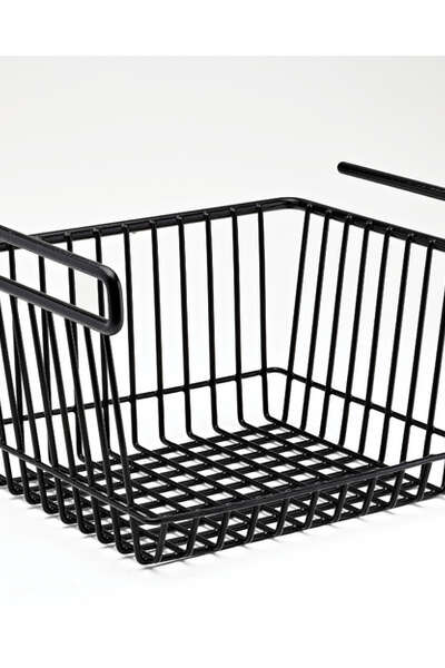 SnapSafe® Hanging Shelf Baskets