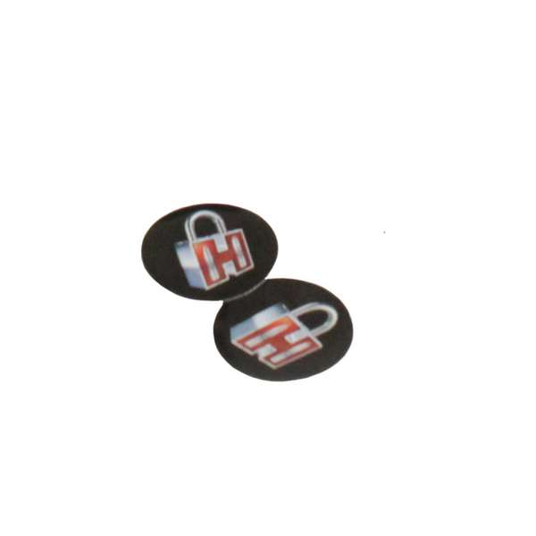 RAPiD® Safe RFiD Adhesive Decal