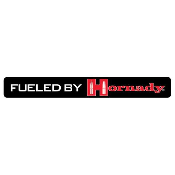 Fueled by Hornady<sup>®</sup> Sticker