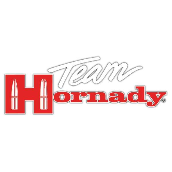 Team Hornady<sup>®</sup> Sticker