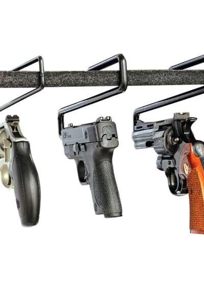 SnapSafe® Handgun Hangers