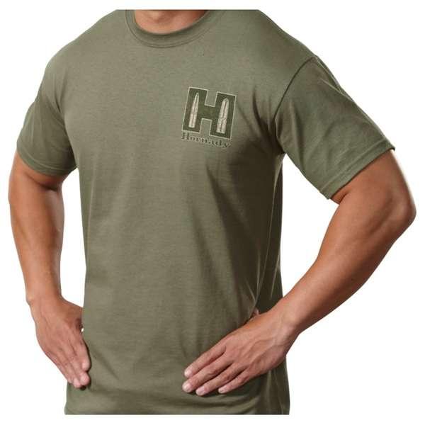 Hornady<sup>®</sup> Sage Green T-Shirt