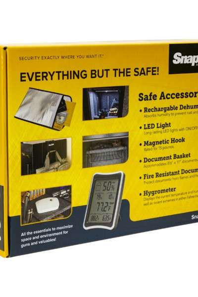 SnapSafe® Safe Accessory Pack