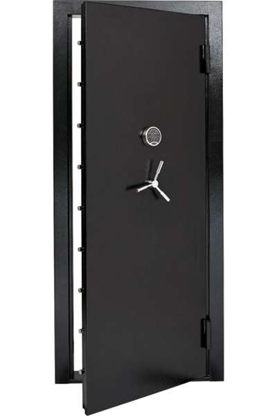 SnapSafe® Out-swing Vault Door