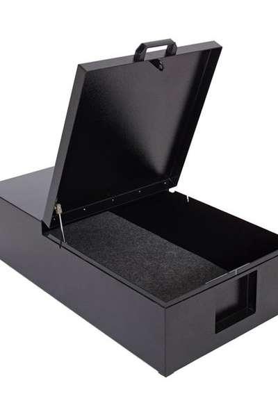 SnapSafe® Padlock Trunk Safe