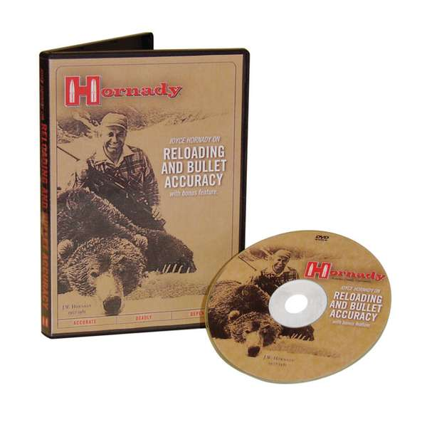 Joyce Hornady® & Metallic Reloading DVD