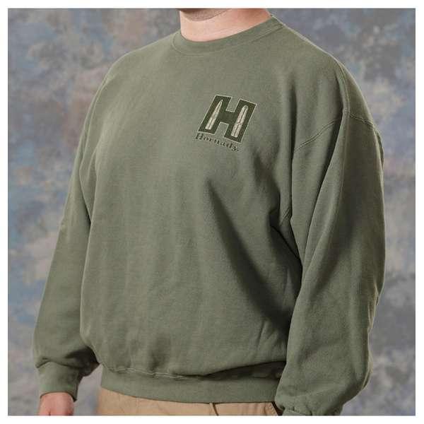 Hornady® Sage & Tan Sweatshirt