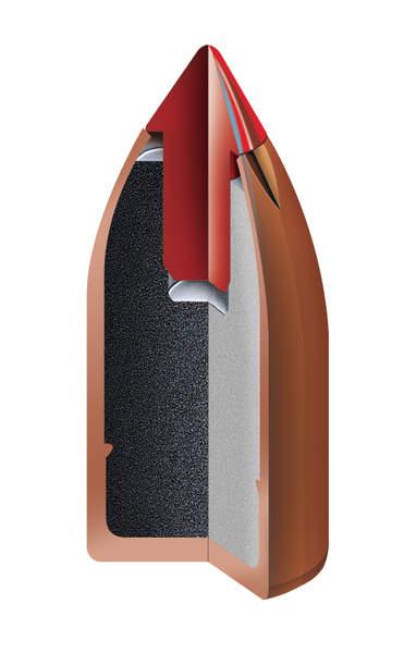 50 Cal Sabot Low Drag™ with 45 Cal 250 SST® Bullet - Hornady