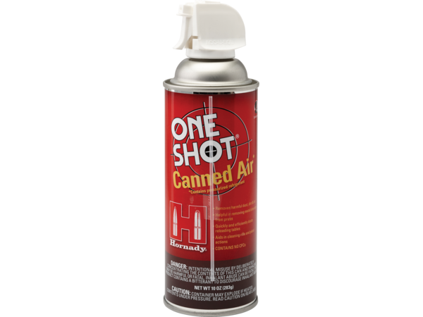 Photo of One Shot Canned Air