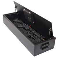 75405 SnapSafe Trunk Safe with guns图片