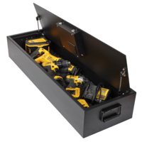 75405 SnapSafe Trunk Safe with tools image