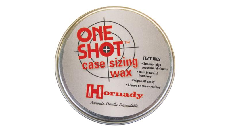 Photo of One Shot Case Sizing Wax