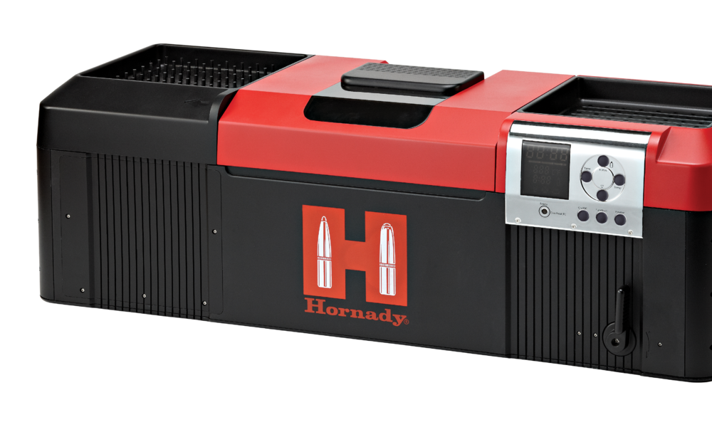 Hornady® Hot Tub™ Sonic Cleaner - Hornady Manufacturing, Inc