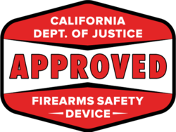 California DOJ Approved Logo