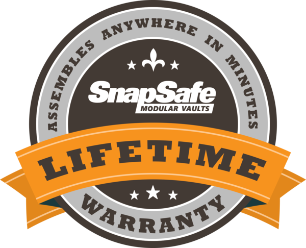 SnapSafe Warranty Seal